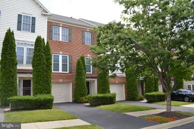 Washington County, Montgomery County, Fairfax County Rental For Rent: 13905 Chatterly Place