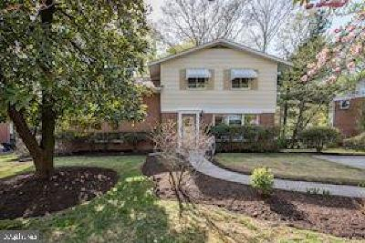 Silver Spring Single Family Home For Sale: 1308 Xaveria Drive