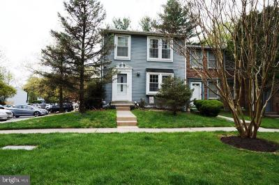 Germantown Townhouse For Sale: 12546 Timber Hollow Place