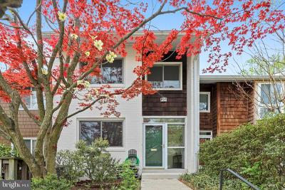 Rockville Townhouse For Sale: 804 New Mark Esplanade