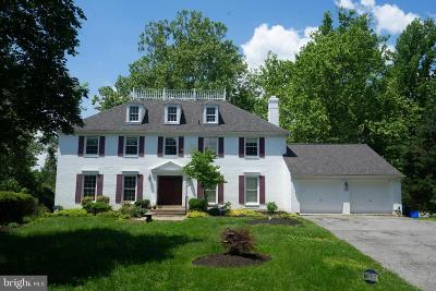 Bethesda Single Family Home For Sale: 33 Pepperell Court
