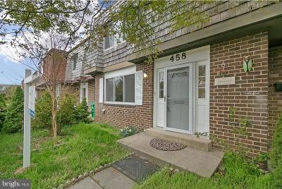 Gaithersburg Townhouse For Sale: 458 W Deer Park Road #15-B