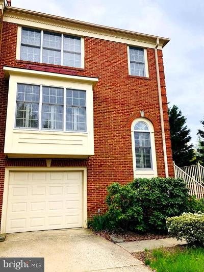 Townhouse For Sale: 10034 Sterling Terrace
