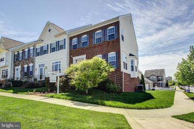 Clarksburg Townhouse For Sale: 23335 Arora Hills Drive