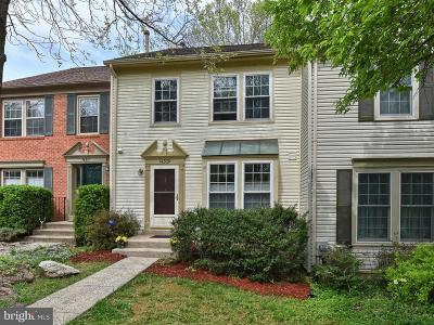 Germantown Townhouse For Sale: 14309 Long Channel Drive
