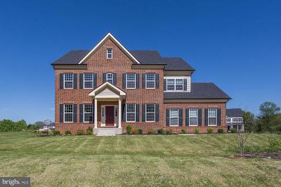 Poolesville Single Family Home For Sale: 17027 Bennett Way