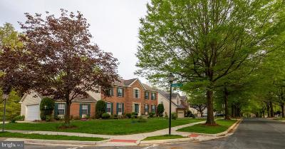 North Potomac Single Family Home For Sale: 1 Chagall Court