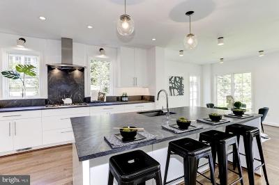 Chevy Chase Single Family Home For Sale: 3901 Woodbine Street