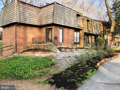 Potomac Townhouse Under Contract: 10851 Deborah Drive