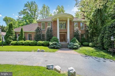 Bethesda Single Family Home For Sale: 5508 Goldsboro Road