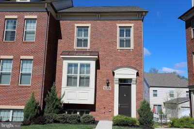 Silver Spring Townhouse For Sale: 13306 Tivoli Lake Boulevard
