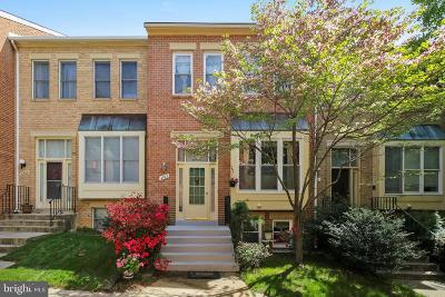 Rockville Townhouse For Sale: 4903 Cloister Drive