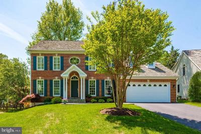 North Potomac Single Family Home For Sale: 6 Citrus Grove Court