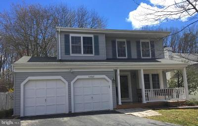North Potomac Single Family Home For Sale: 14069 Saddleview Drive