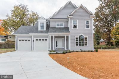 Silver Spring Single Family Home For Sale: 11418 Nairn Road