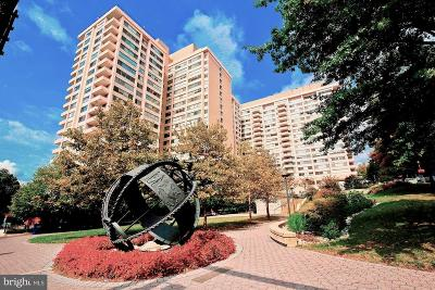 Chevy Chase Condo For Sale: 5500 Friendship Boulevard #929N