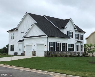 Poolesville Single Family Home For Sale: 17025 Bennett Way