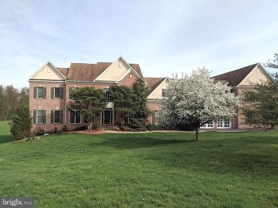 Rockville Single Family Home For Sale: 13701 Mount Prospect Drive