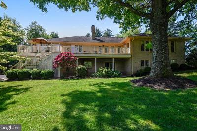 Darnestown Single Family Home For Sale: 14701 Seneca Road