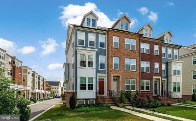 Gaithersburg Townhouse For Sale: 9710 Fields Road