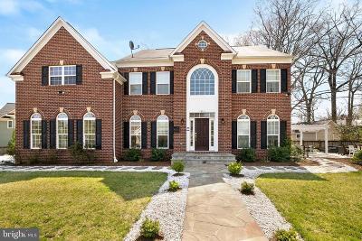 Kensington Single Family Home For Sale: 10111 Cedar Lane