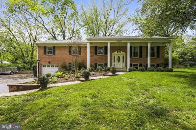Montgomery County Single Family Home For Sale: 21804 Diller Lane