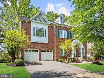 Rockville Single Family Home For Sale: 601 Autumn Wind Way