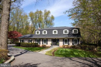Darnestown Single Family Home For Sale: 14621 Springfield Road