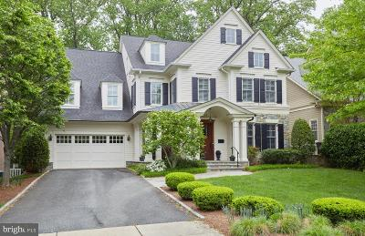 Bethesda Single Family Home For Sale: 7723 Oldchester Road