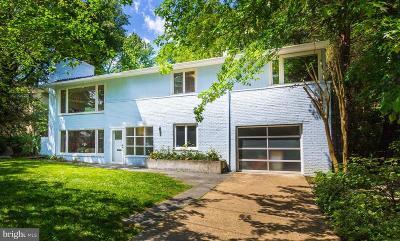 Bethesda Single Family Home For Sale: 5923 Onondaga Road
