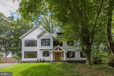 Montgomery County Single Family Home For Sale: 7508 Cayuga Avenue