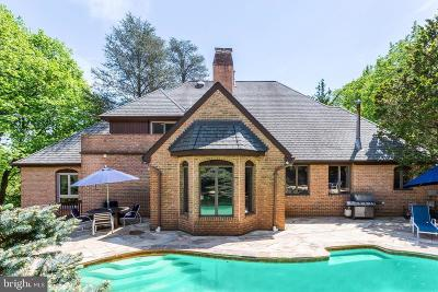 Chevy Chase Single Family Home For Sale: 8304 Twin Forks Lane