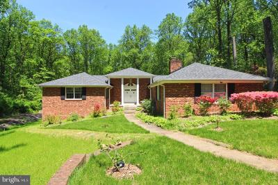 Silver Spring Single Family Home For Sale: 2112 Sondra Court