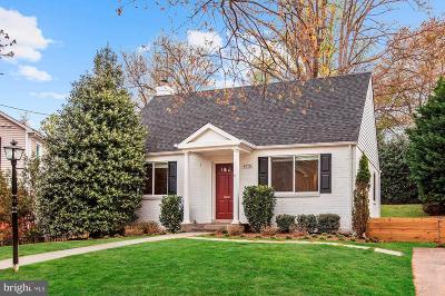 Kensington Single Family Home For Sale: 4731 Saul Road