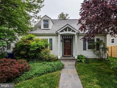 Kensington Single Family Home For Sale: 3003 Fayette Road