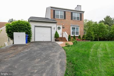 Germantown Single Family Home For Sale: 13433 Cloverdale Place