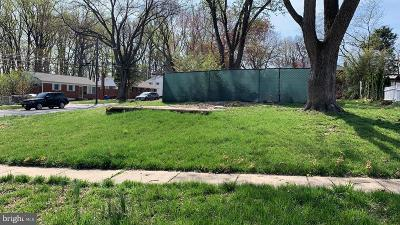 Rockville Residential Lots & Land Under Contract: 11422 Ashley Drive