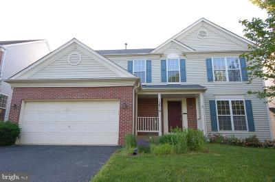 Germantown Single Family Home For Sale: 12919 Creamery Hill Drive
