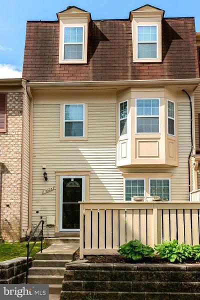 Germantown Condo Under Contract: 11302 Appledowre Way #582