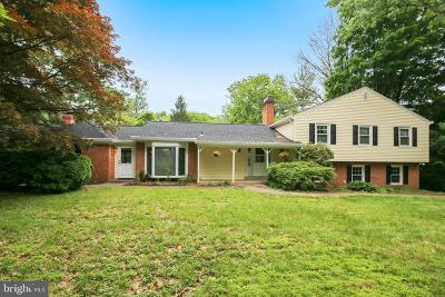 Gaithersburg Single Family Home For Sale: 13120 Chestnut Oak Drive