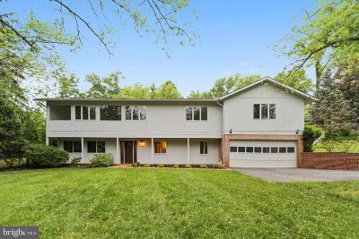 Potomac Single Family Home For Sale: 9816 Betteker Lane