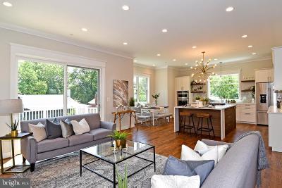 Bethesda Single Family Home For Sale: 9815 Montauk Avenue