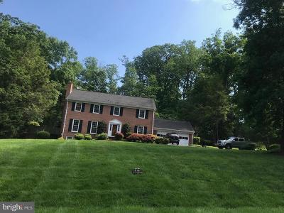 Rockville Single Family Home For Sale: 10113 Burton Glen Drive