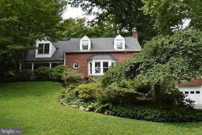 Kensington Single Family Home For Sale: 9708 Kensington Parkway