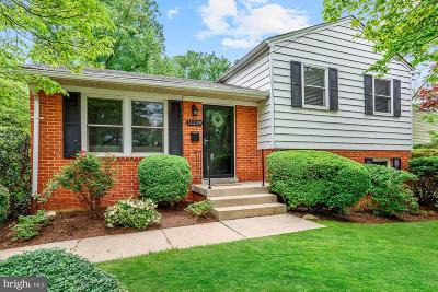 Kensington Single Family Home For Sale: 11219 Mitscher Street