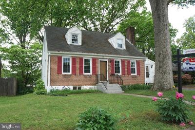 Gaithersburg Single Family Home Active Under Contract: 16 Peony Drive