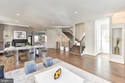Bethesda Single Family Home For Sale: 4509 Chestnut Street