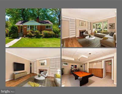 Kensington Single Family Home For Sale: 3010 Plyers Mill Road
