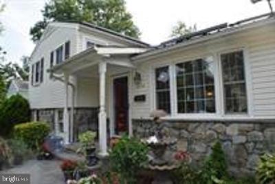 Kensington Single Family Home For Sale: 11114 Woodson Avenue