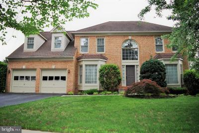 Gaithersburg Single Family Home For Sale: 101 Midsummer Drive